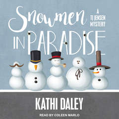 Snowmen in Paradise Audiobook, by Kathi Daley