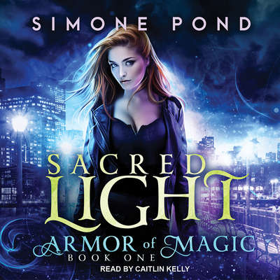 Sacred Light Audiobook, by Simone Pond