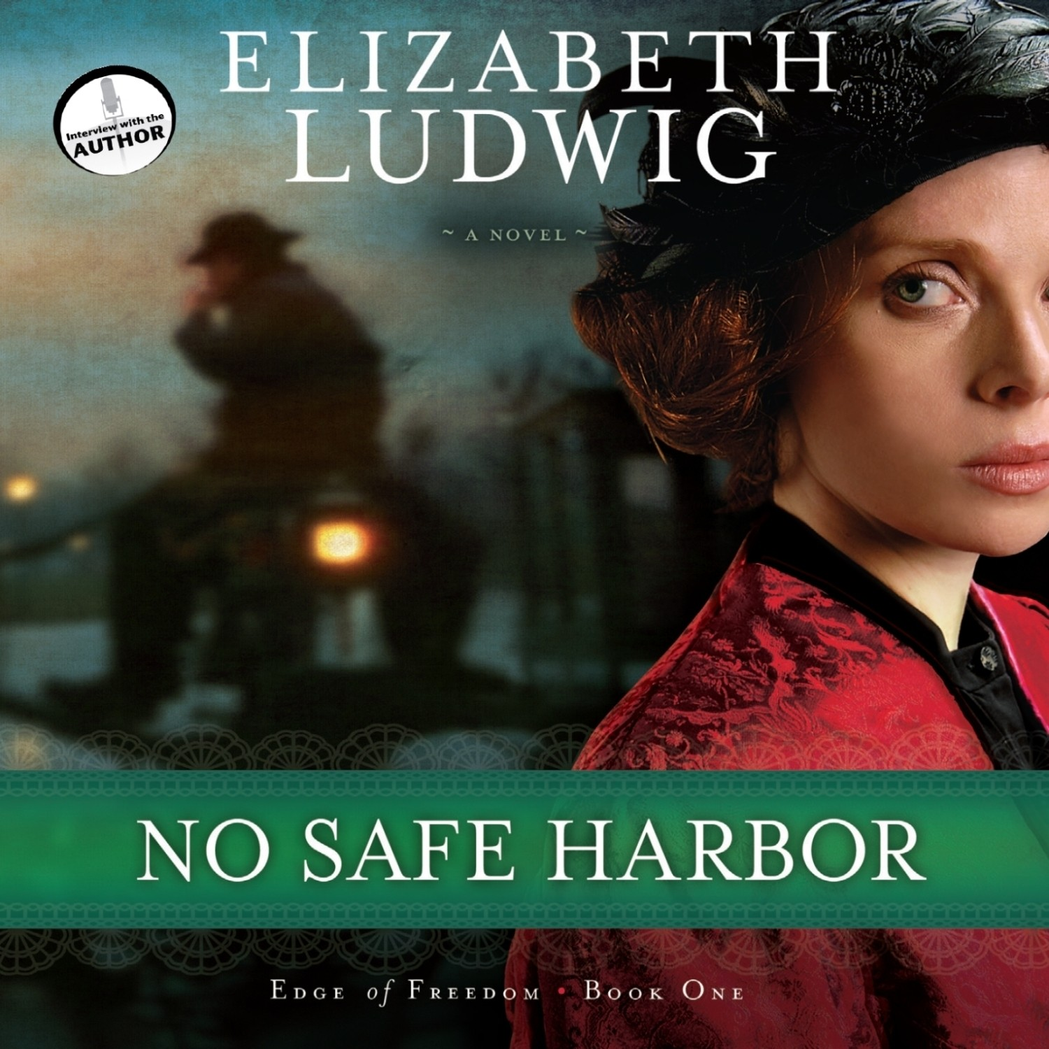 Printable No Safe Harbor Audiobook Cover Art