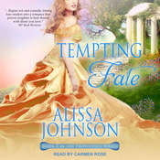 Tempting Fate Audiobook, by Alissa Johnson