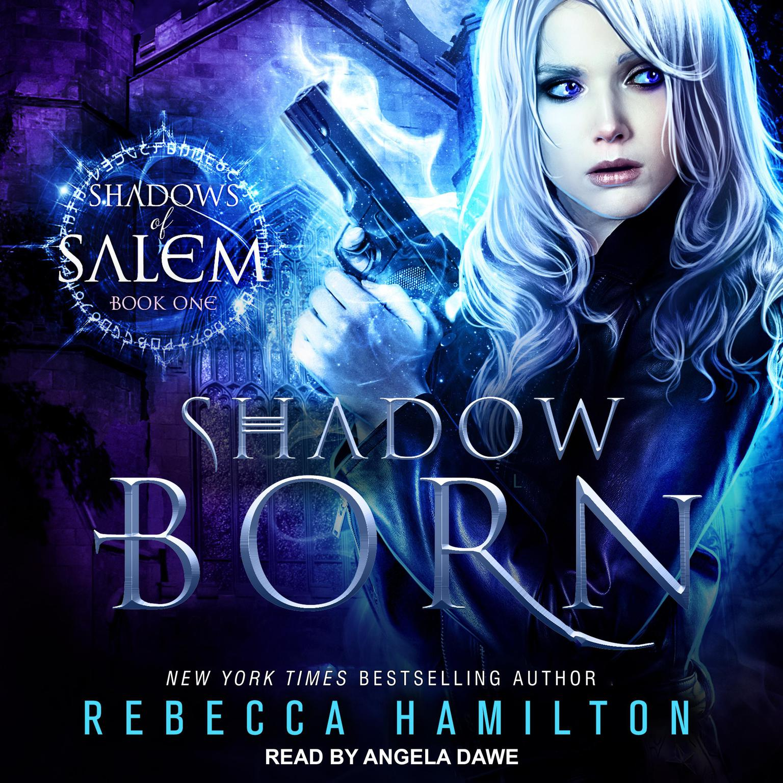 Printable Shadow Born Audiobook Cover Art