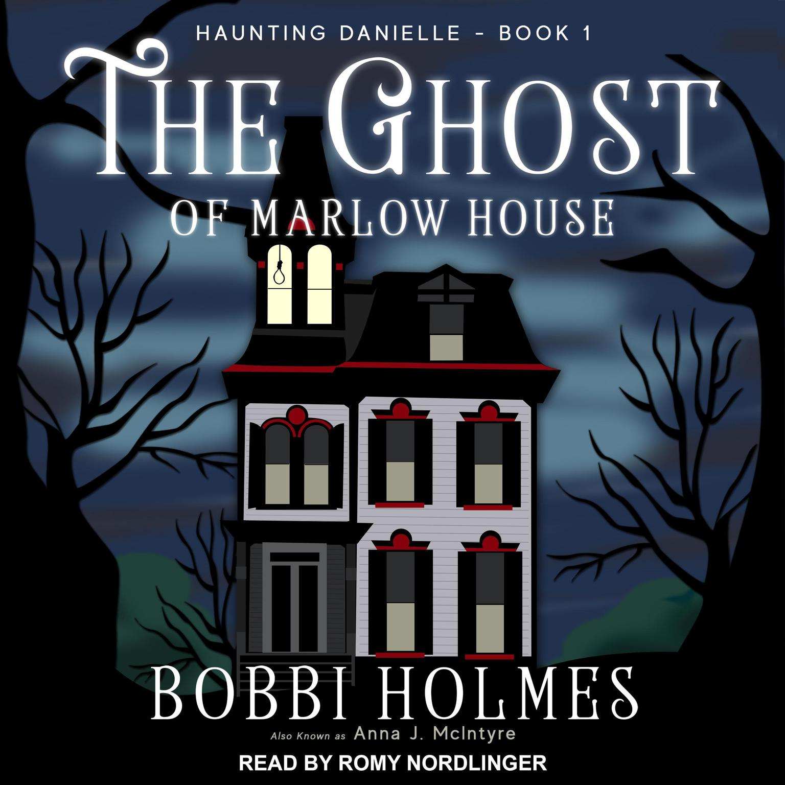 Printable The Ghost of Marlow House Audiobook Cover Art