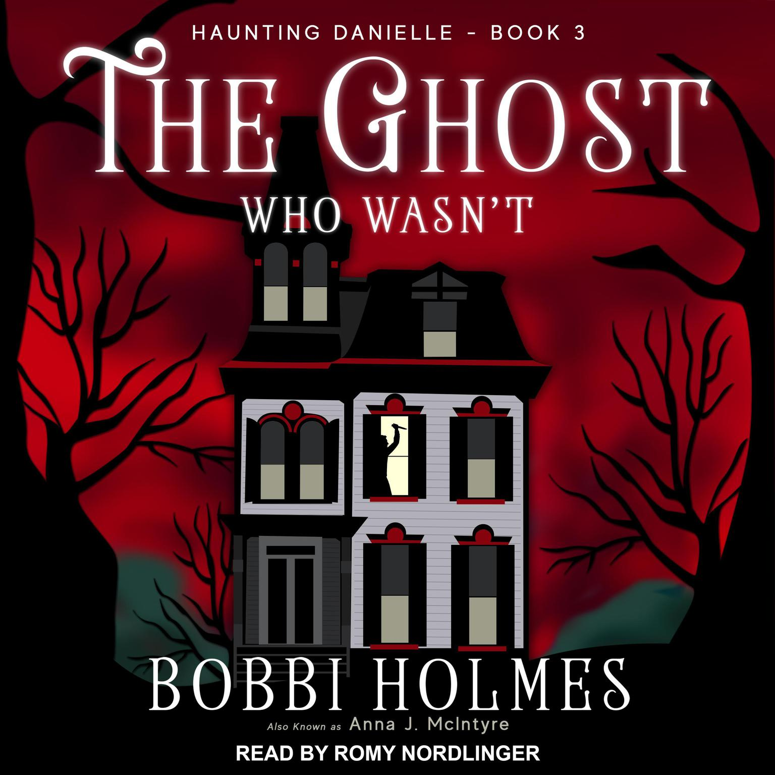 Printable The Ghost Who Wasn't  Audiobook Cover Art