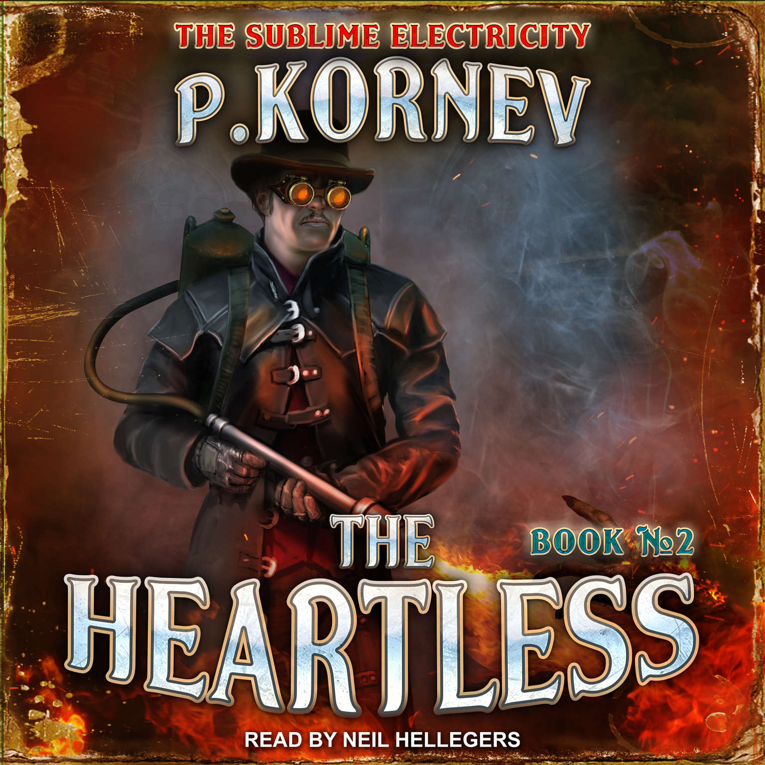 The Heartless Audiobook, by Pavel Kornev