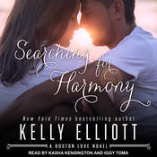 Searching for Harmony Audiobook, by Kelly Elliott