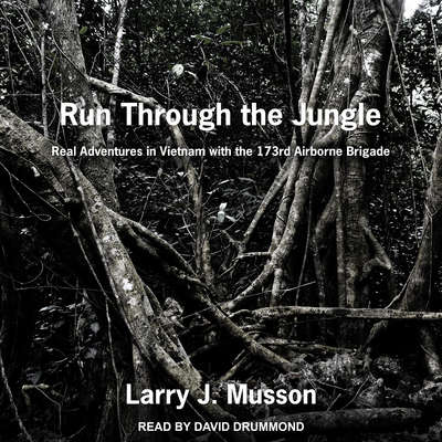 Run Through the Jungle: Real Adventures in Vietnam with the 173rd Airborne Brigade Audiobook, by Larry J. Musson
