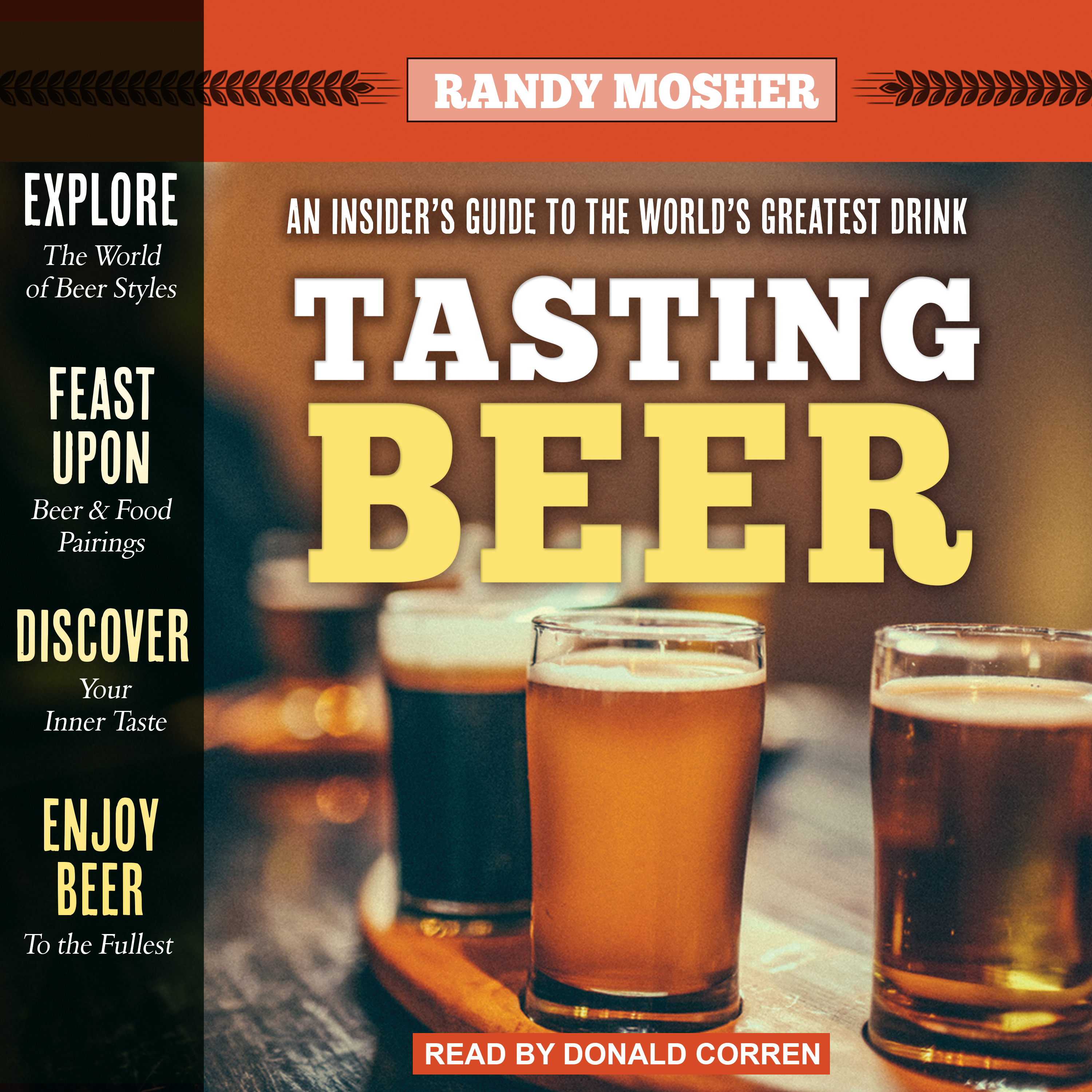Printable Tasting Beer, 2nd Edition: An Insider's Guide to the World's Greatest Drink Audiobook Cover Art