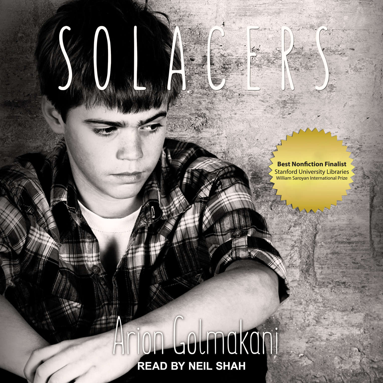 Solacers Audiobook, by Arion Golmakani