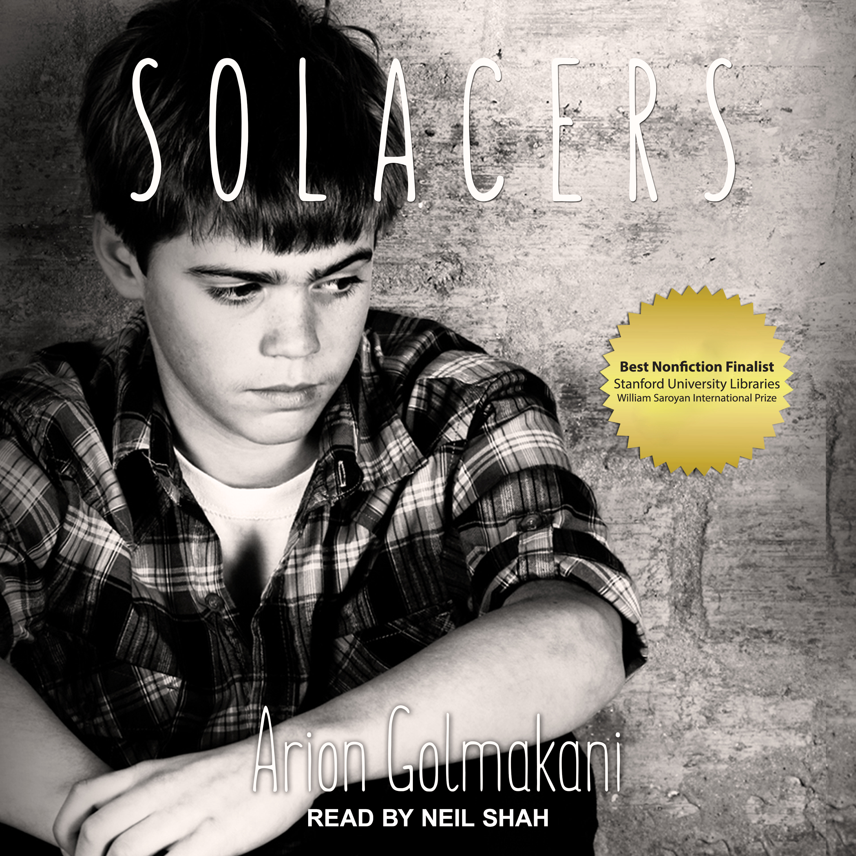 Printable Solacers Audiobook Cover Art