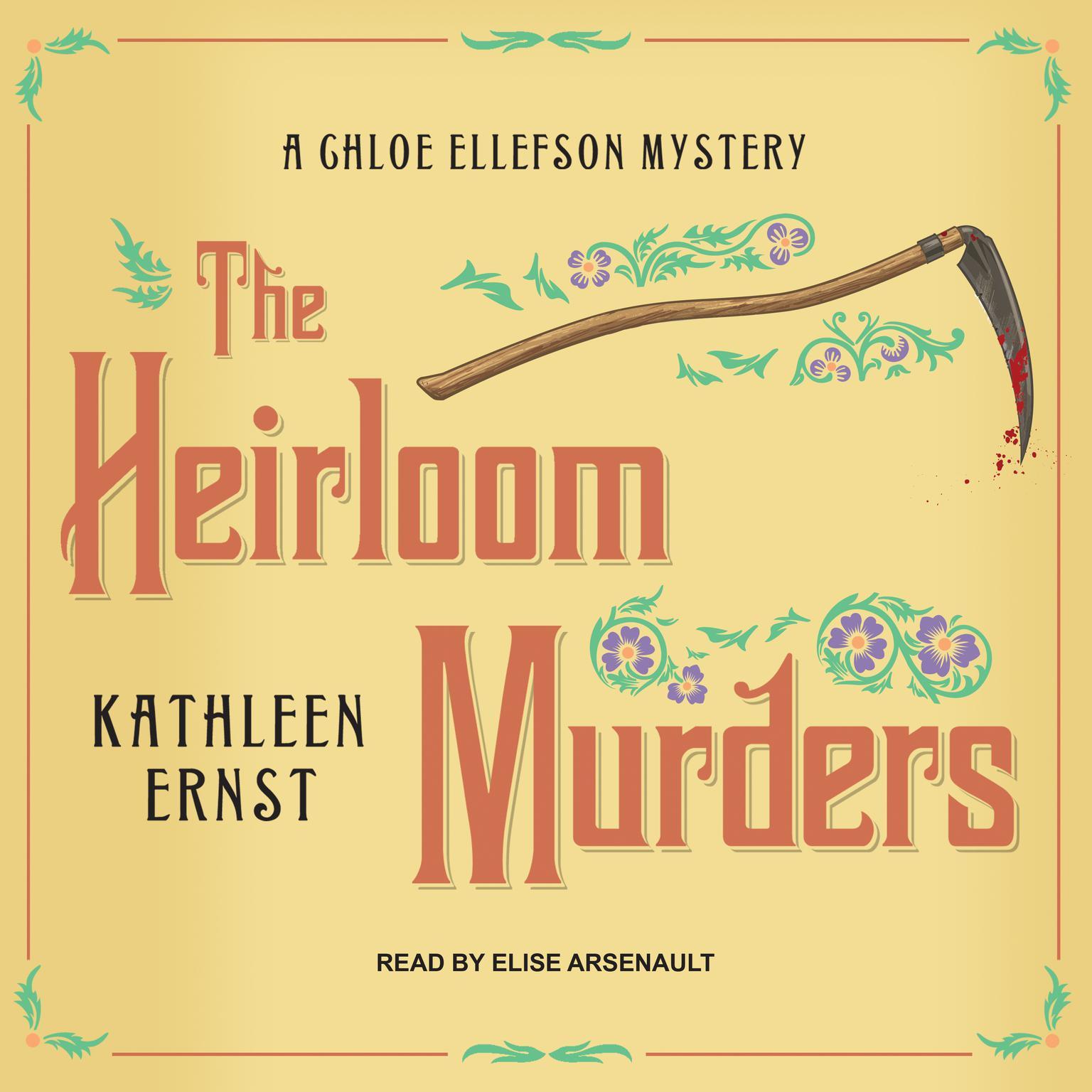 The Heirloom Murders Audiobook, by Kathleen Ernst