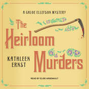 The Heirloom Murders Audiobook, by Kathleen Ernst