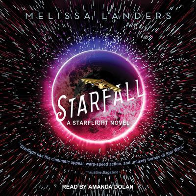 Starfall Audiobook, by Melissa Landers