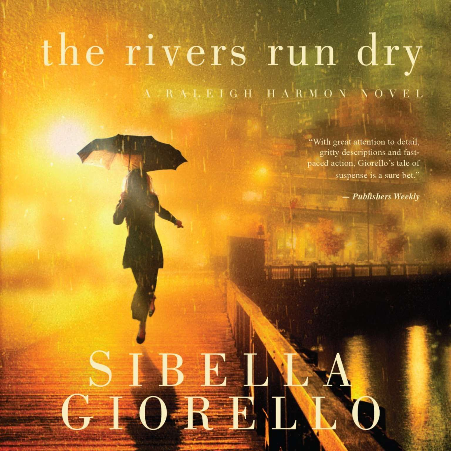 Printable The Rivers Run Dry Audiobook Cover Art