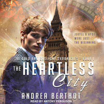 The Heartless City Audiobook, by Andrea Berthot