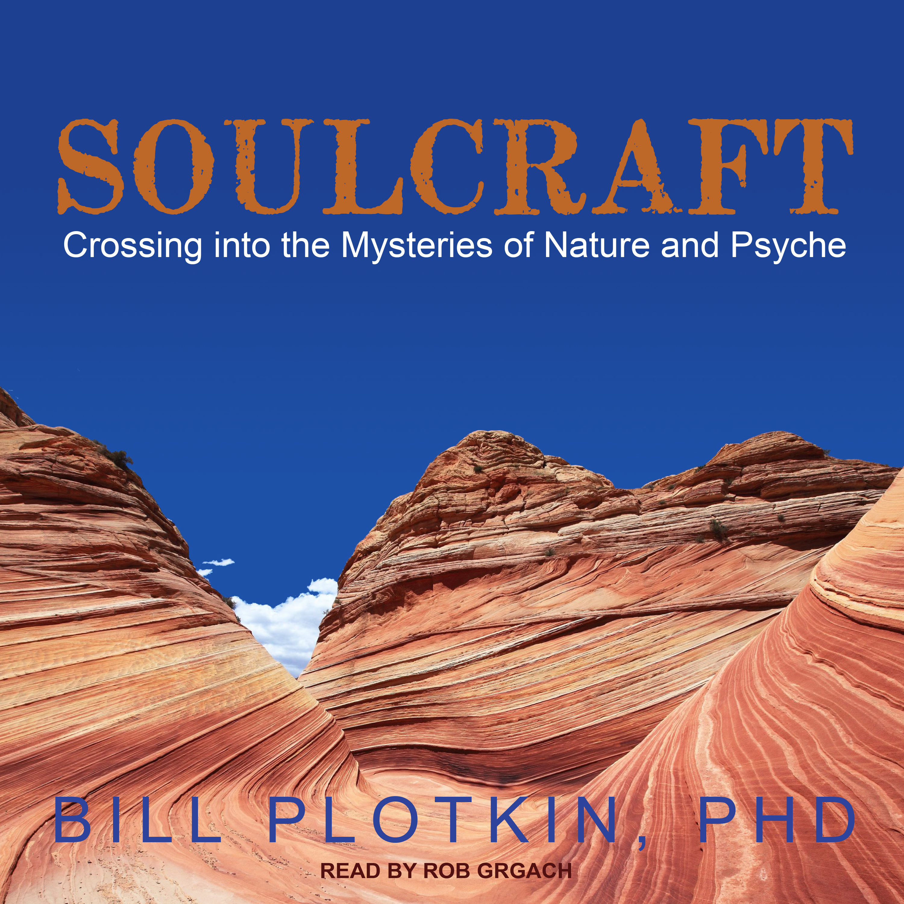 Printable Soulcraft: Crossing into the Mysteries of Nature and Psyche Audiobook Cover Art