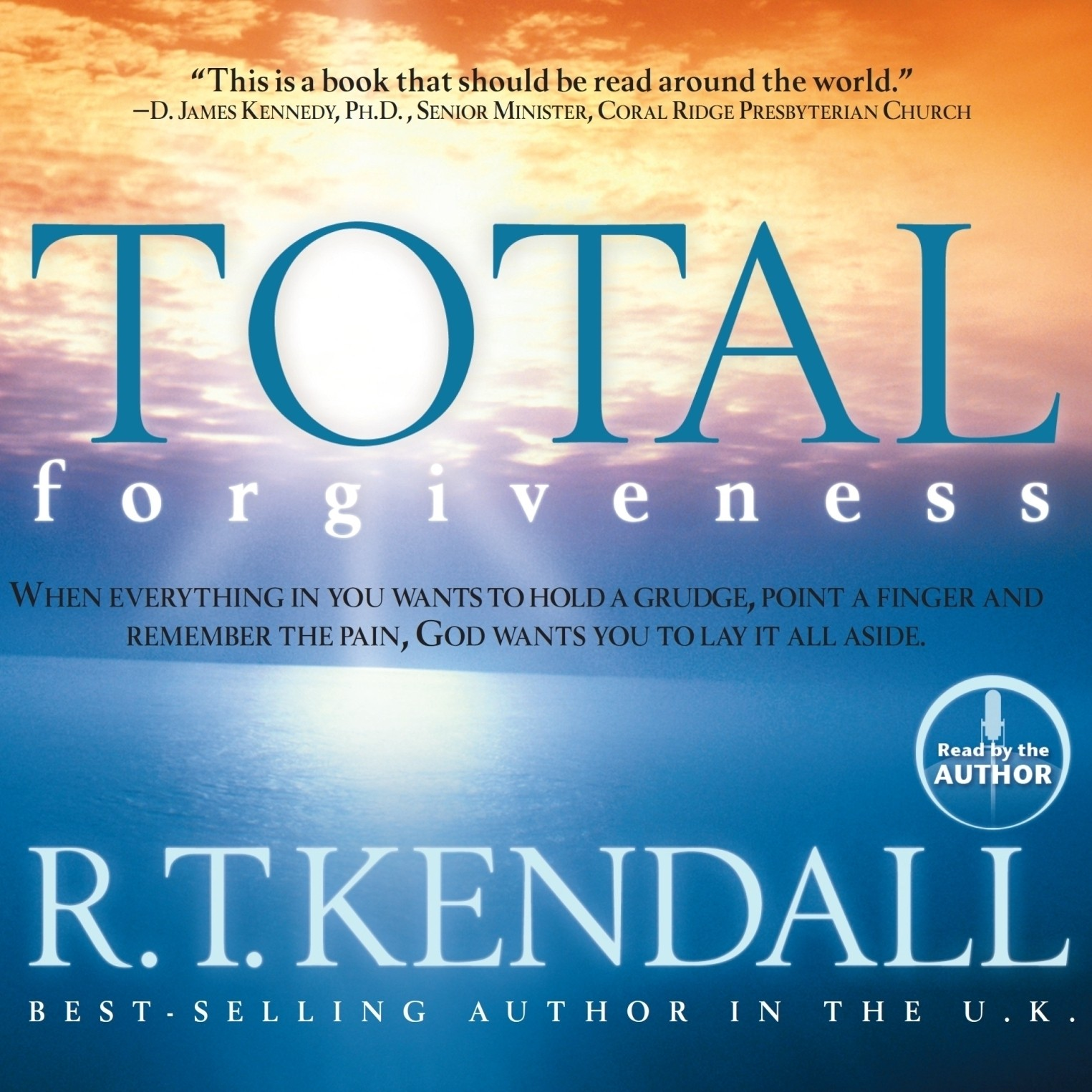 Printable Total Forgiveness Audiobook Cover Art