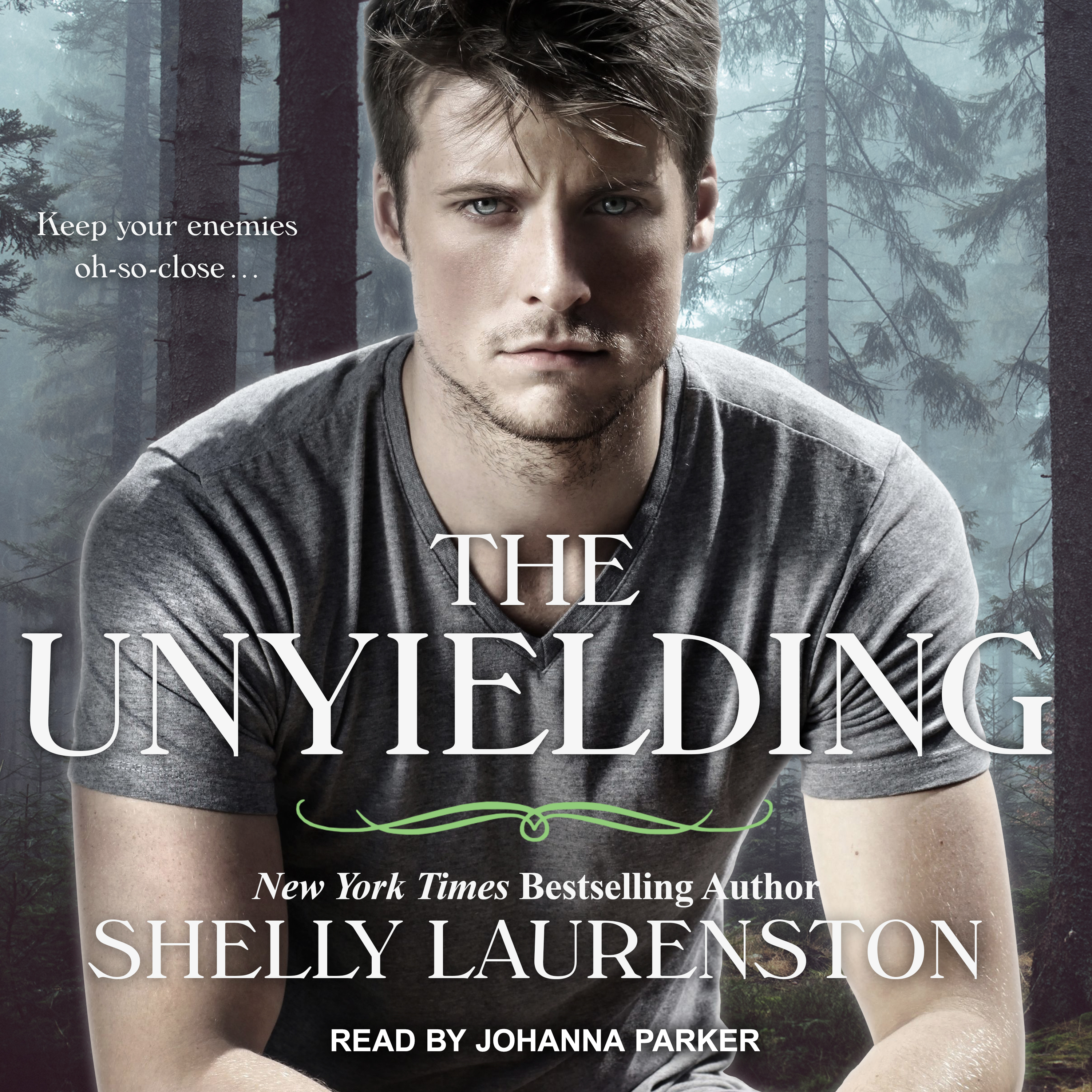 Printable The Unyielding Audiobook Cover Art