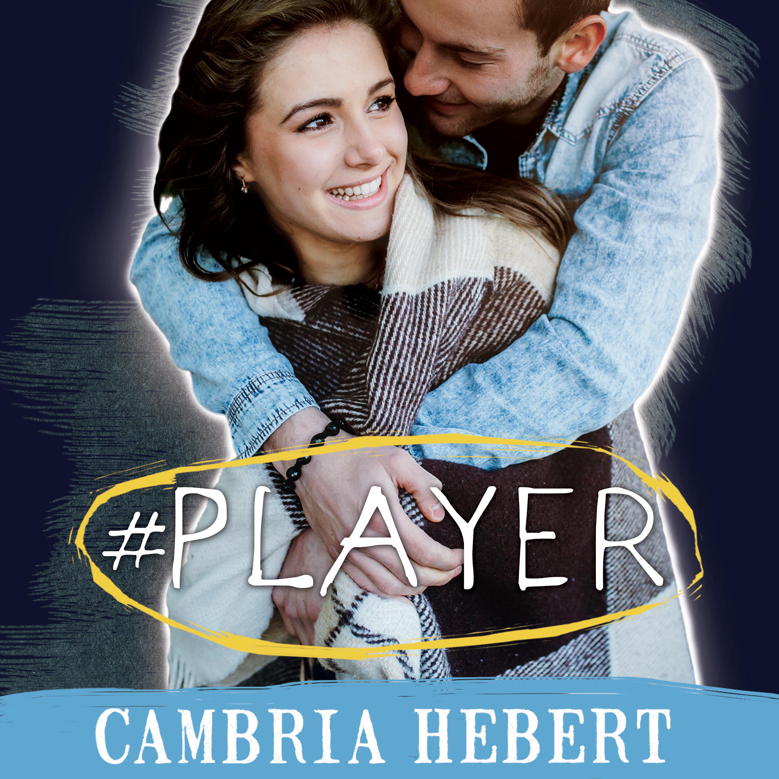 Printable #Player Audiobook Cover Art