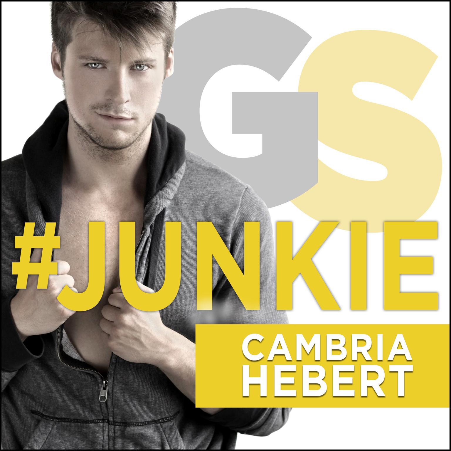 #Junkie Audiobook, by Cambria Hebert