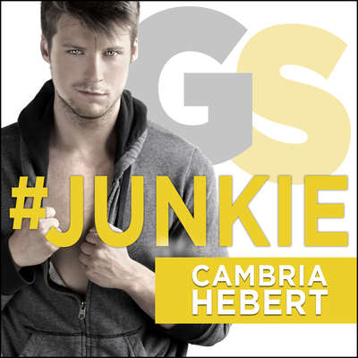 #Junkie Audiobook, by Cambria Hebert