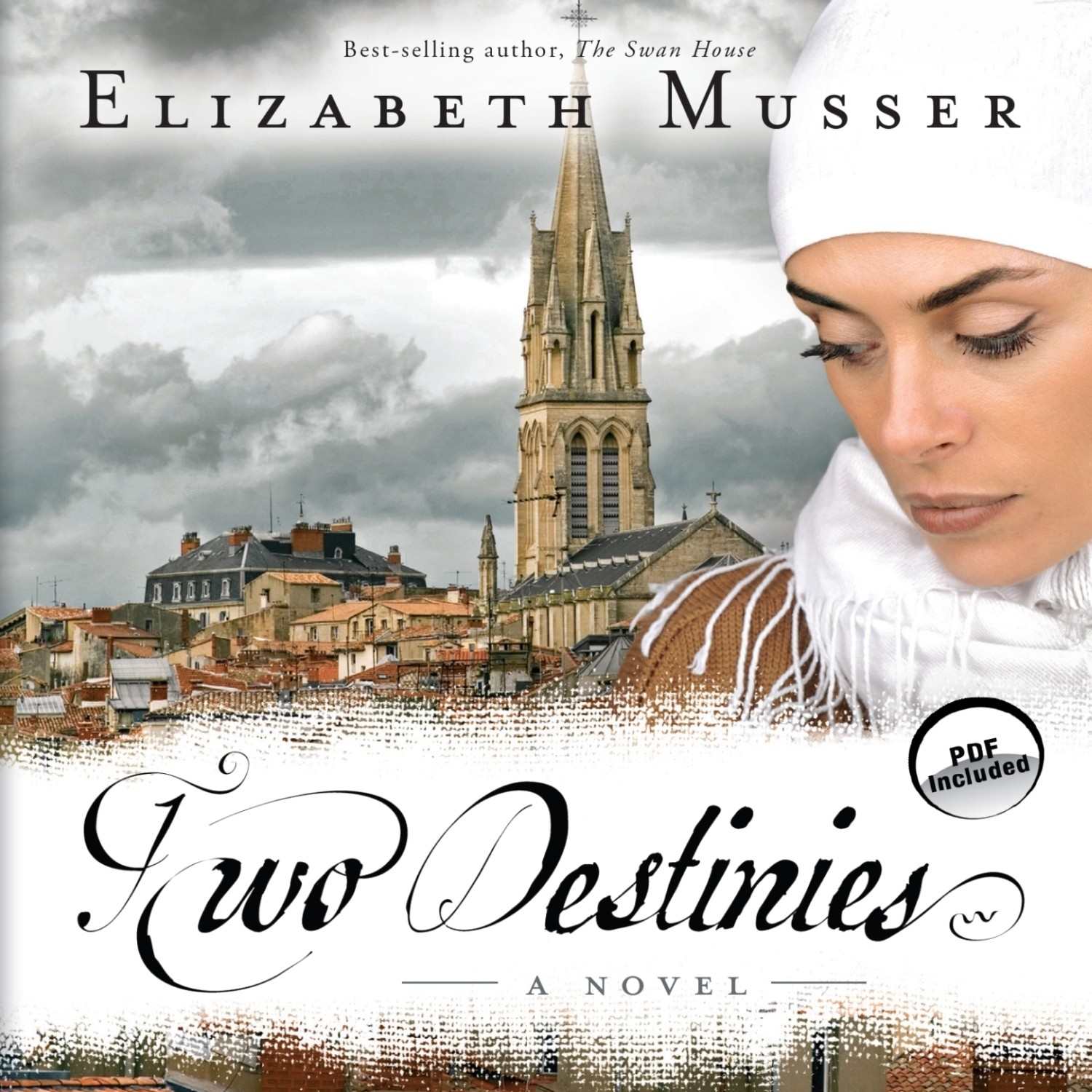 Printable Two Destinies: A Novel Audiobook Cover Art