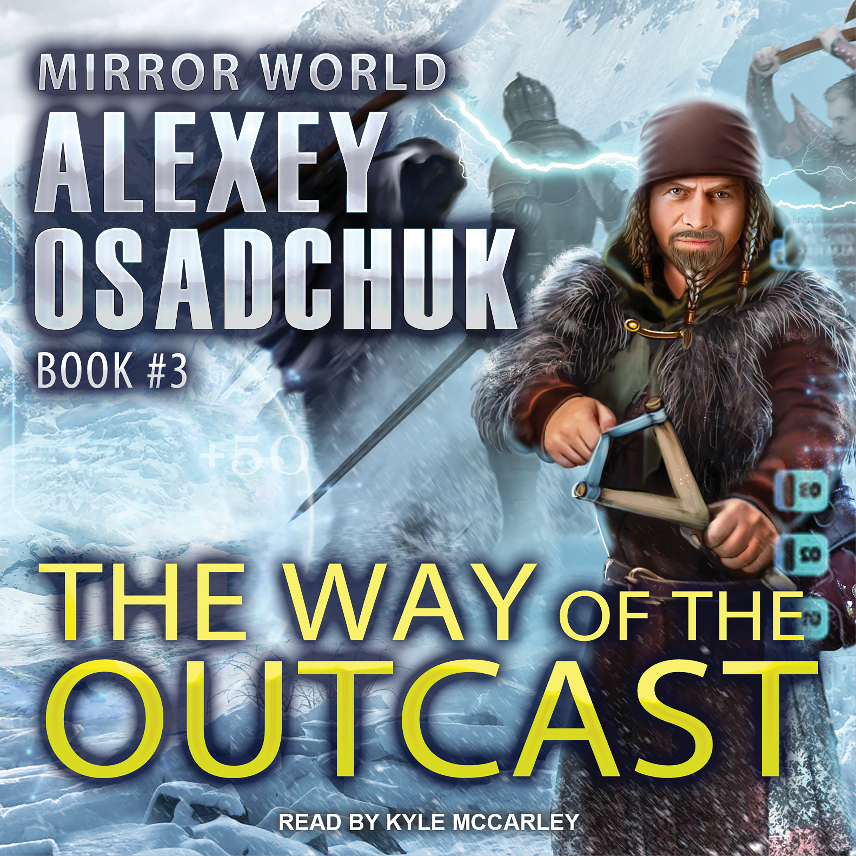 Printable The Way of the Outcast Audiobook Cover Art