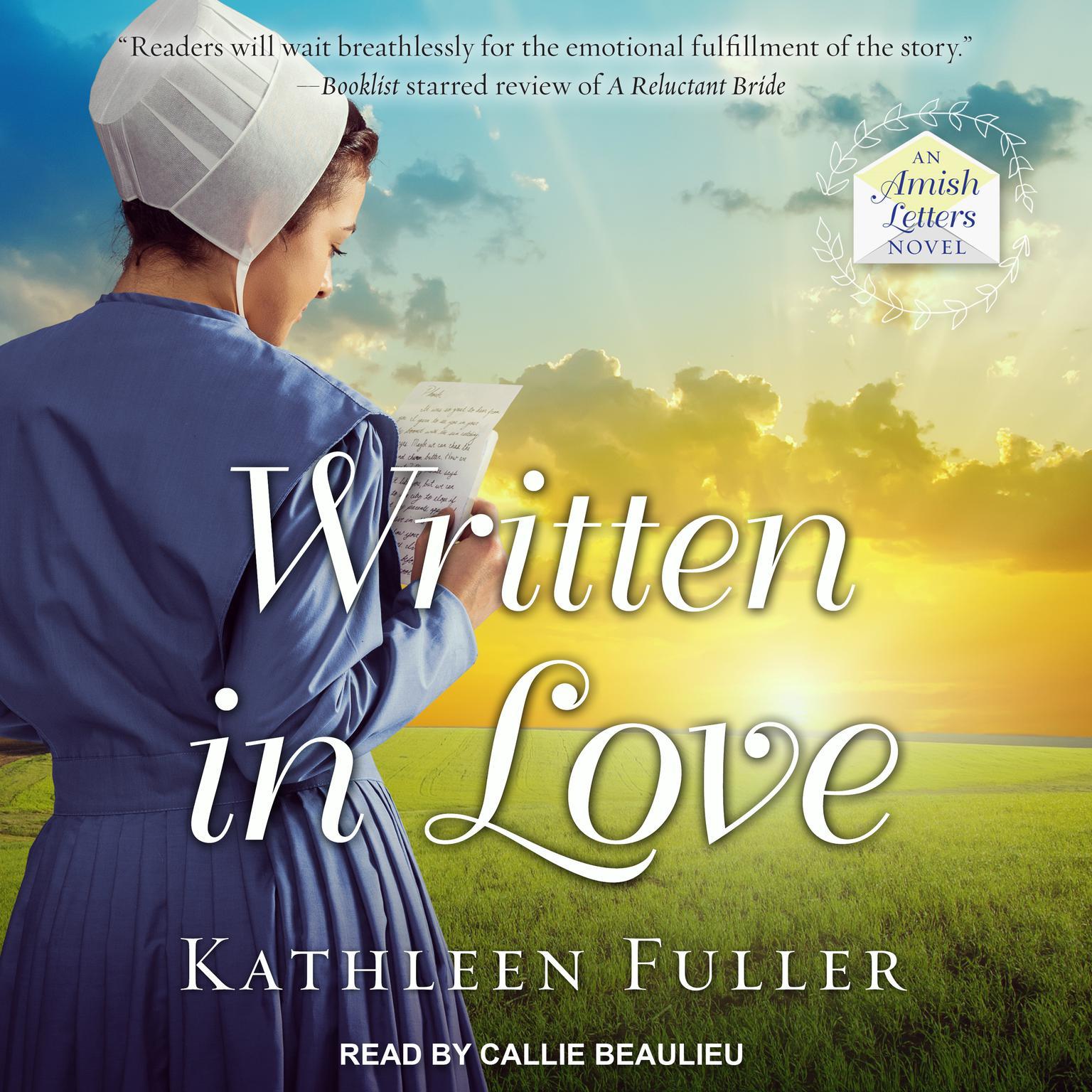 Written in Love Audiobook, by Kathleen Fuller