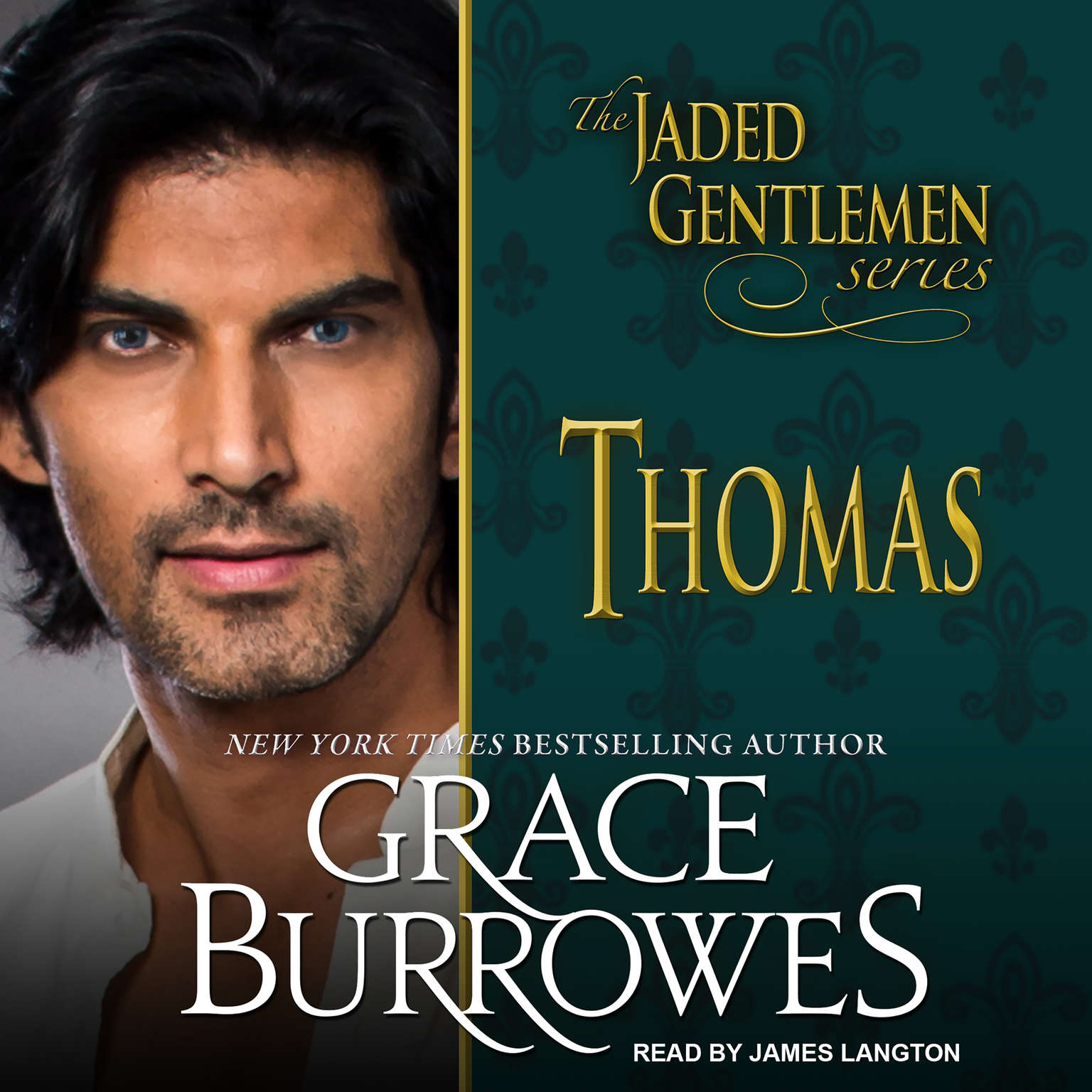 Thomas Audiobook, by Grace Burrowes