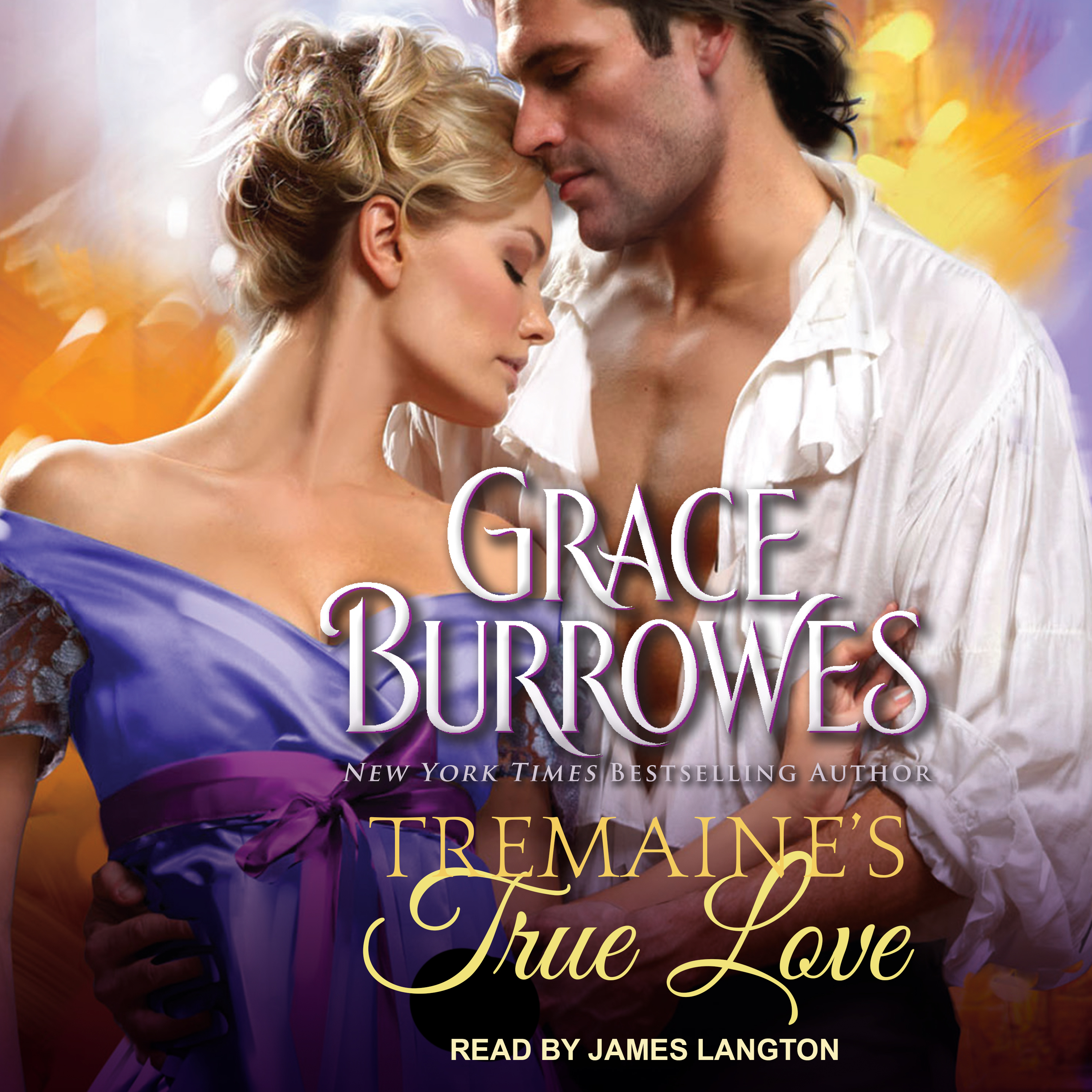 Printable Tremaine's True Love Audiobook Cover Art