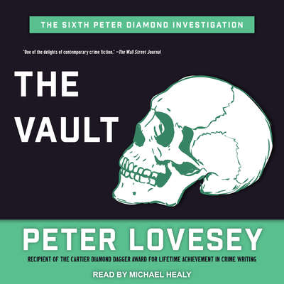 The Vault Audiobook, by Peter Lovesey