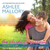 The Playboys Proposal Audiobook, by Ashlee Mallory