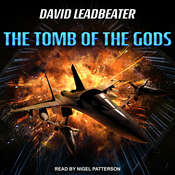 The Tomb of the Gods Audiobook, by David Leadbeater