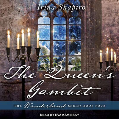 The Queens Gambit Audiobook, by Irina Shapiro