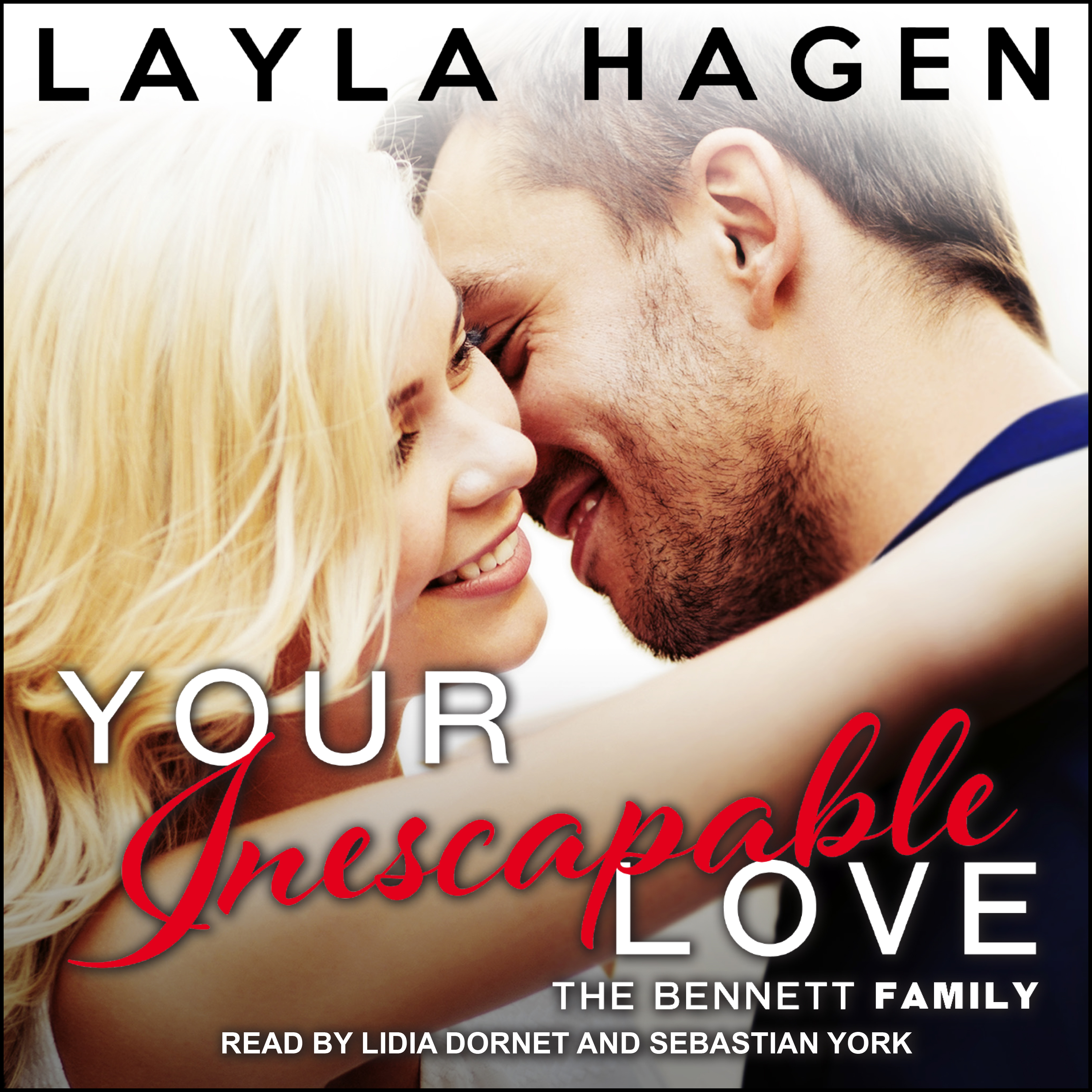 Printable Your Inescapable Love Audiobook Cover Art