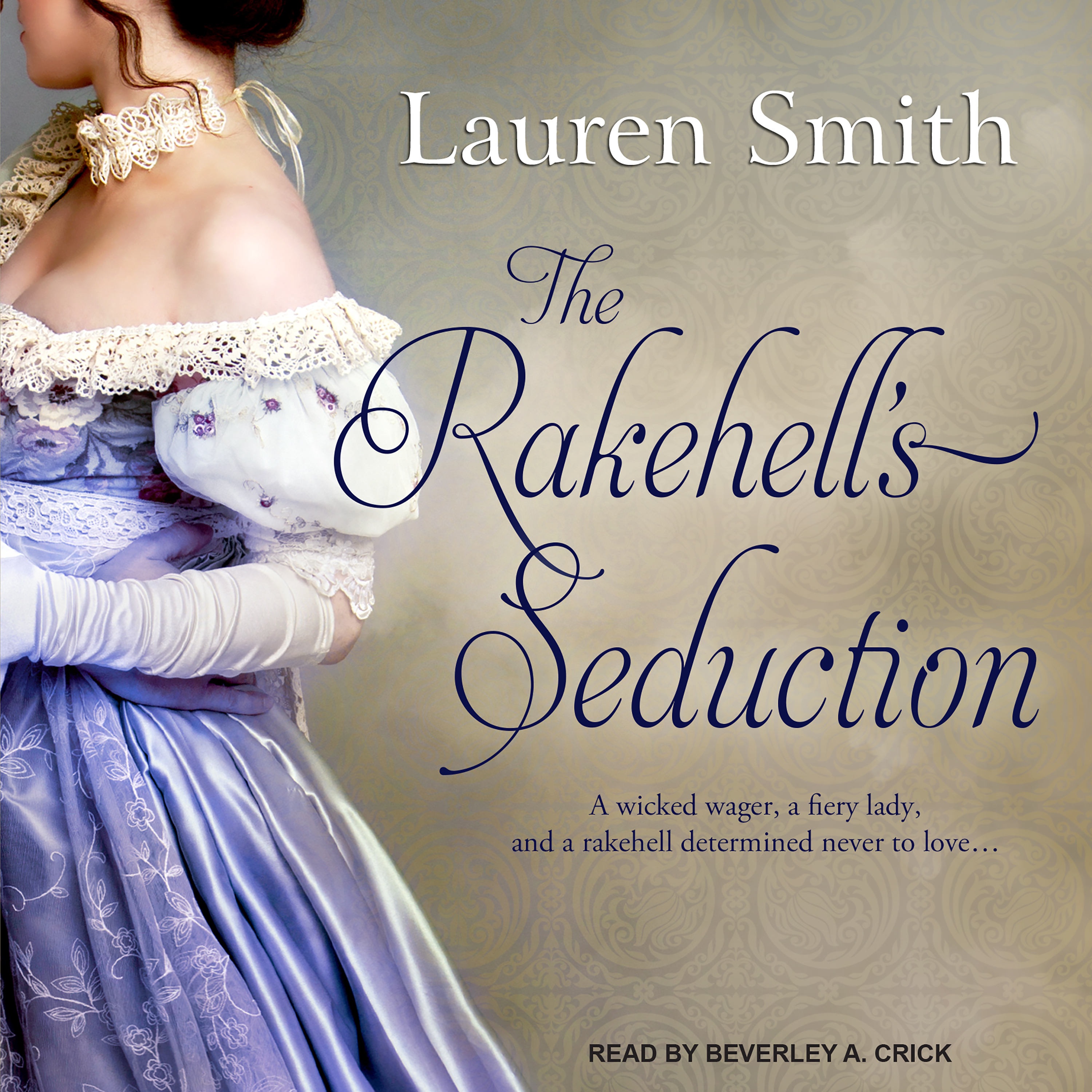 Printable The Rakehell's Seduction Audiobook Cover Art