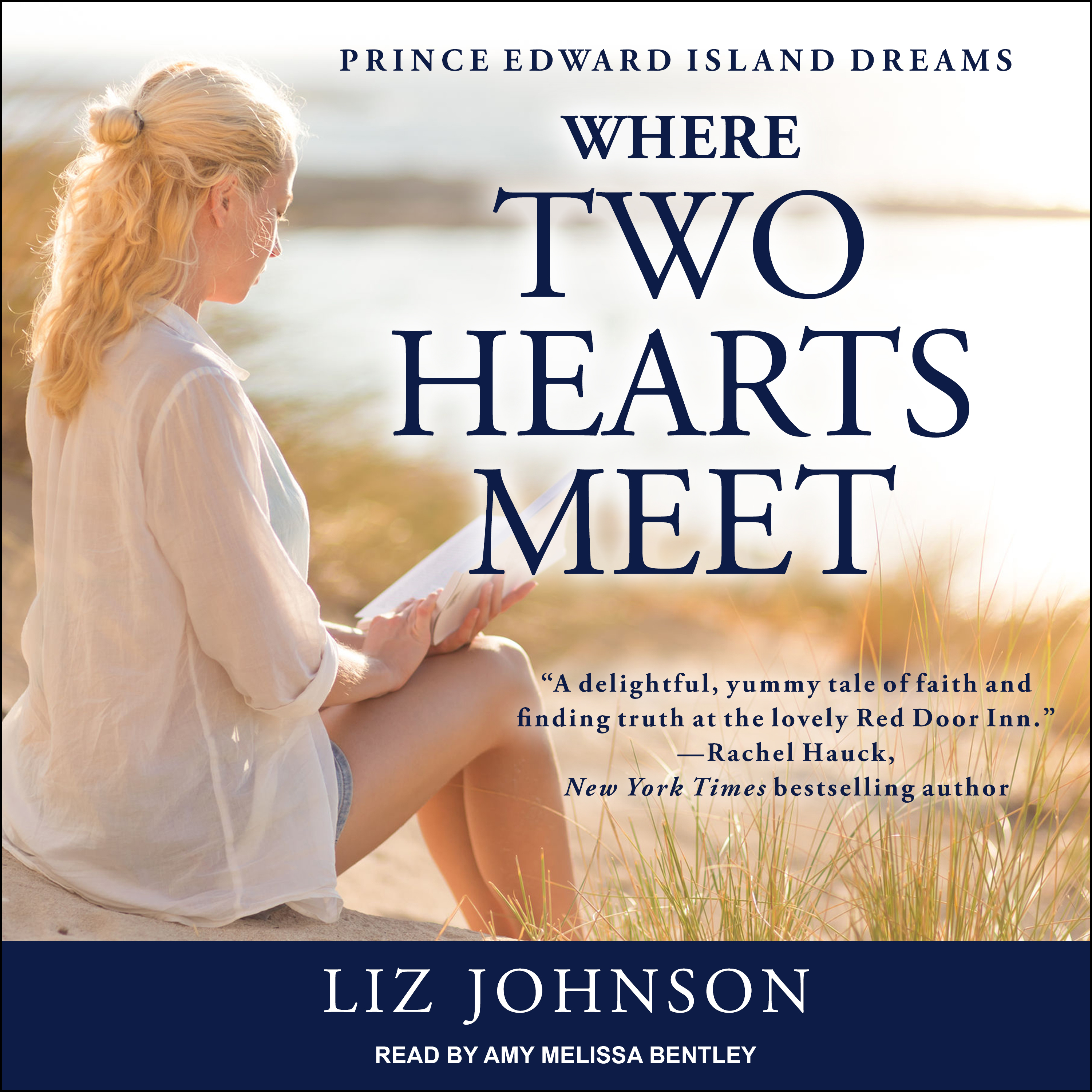 Printable Where Two Hearts Meet Audiobook Cover Art