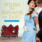 When to Engage an Earl Audiobook, by Sally MacKenzie