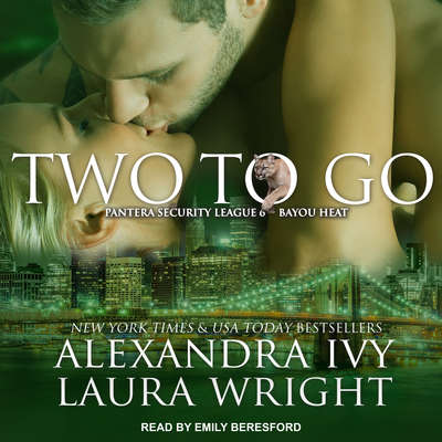 Two To Go: Bayou Heat Audiobook, by Alexandra Ivy