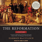 The Reformation: A History Audiobook, by Diarmaid MacCulloch