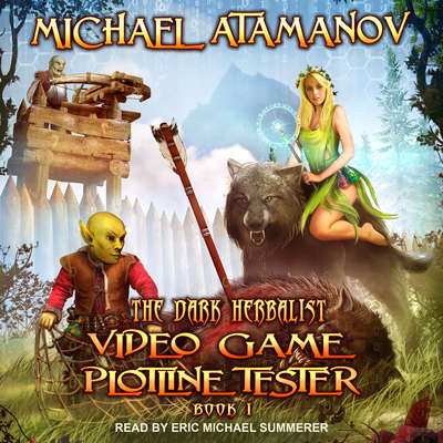Video Game Plotline Tester Audiobook, by Michael Atamanov