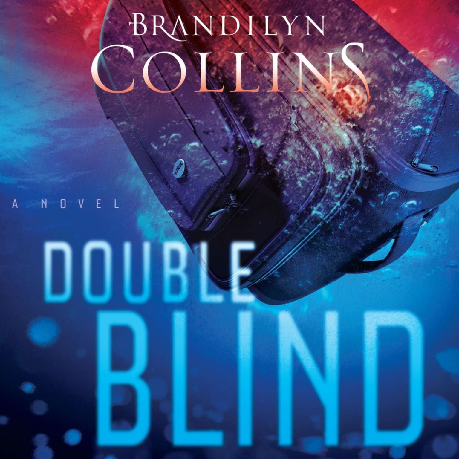 Printable Double Blind: A Novel Audiobook Cover Art
