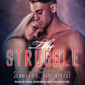 The Struggle Audiobook, by Jennifer L. Armentrout