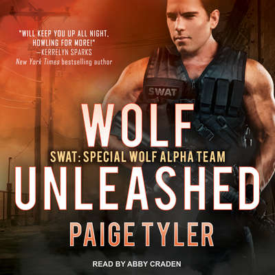 Wolf Unleashed Audiobook, by Paige Tyler