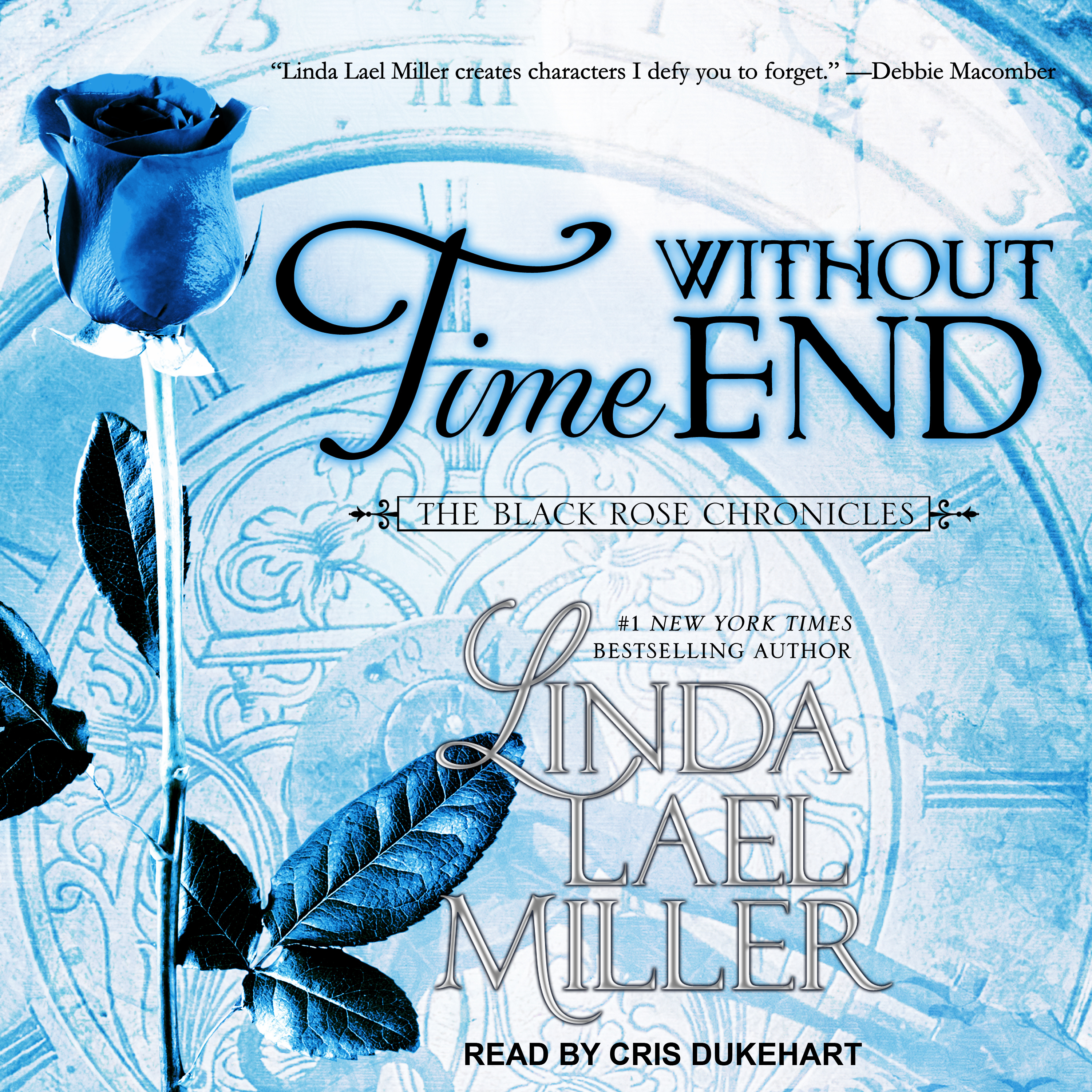 Printable Time Without End Audiobook Cover Art