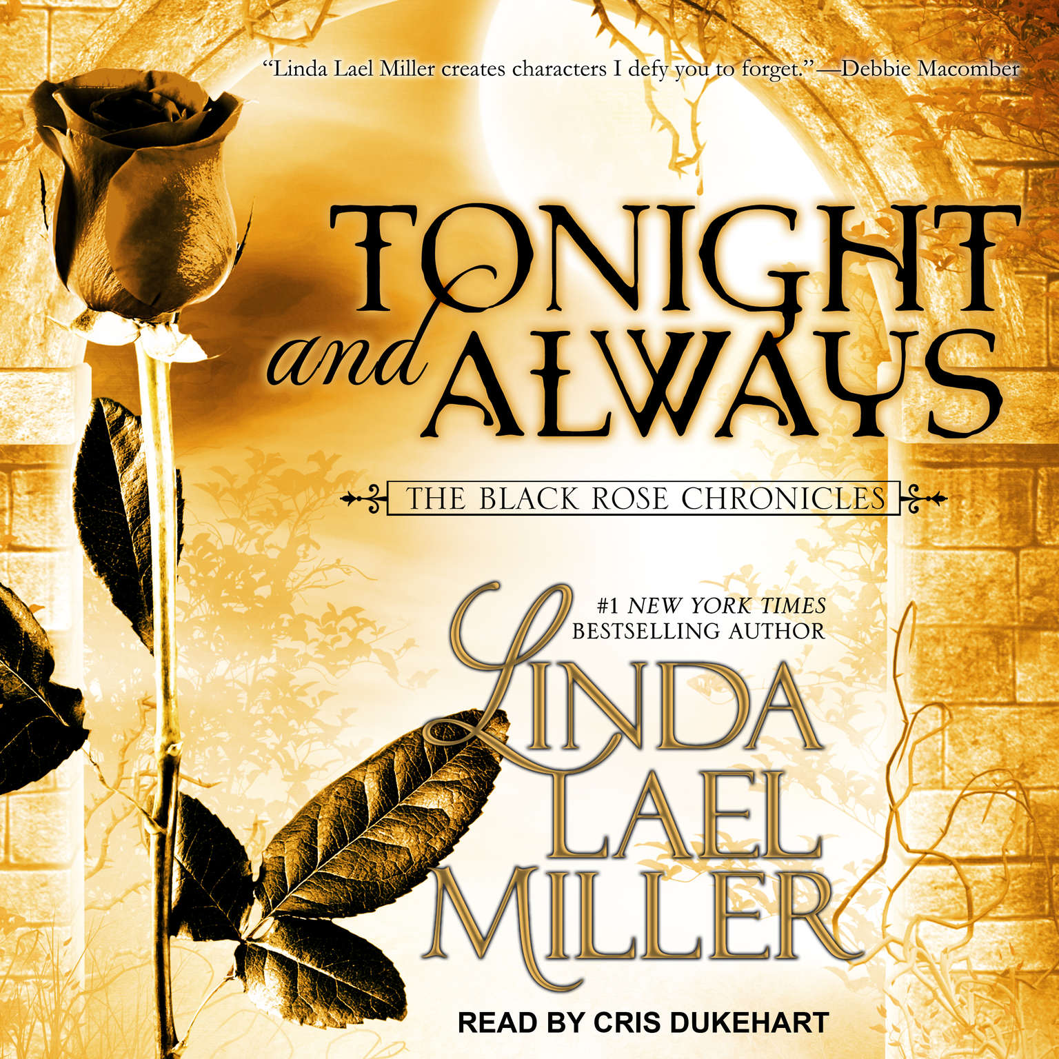 Tonight and Always  Audiobook, by Linda Lael Miller
