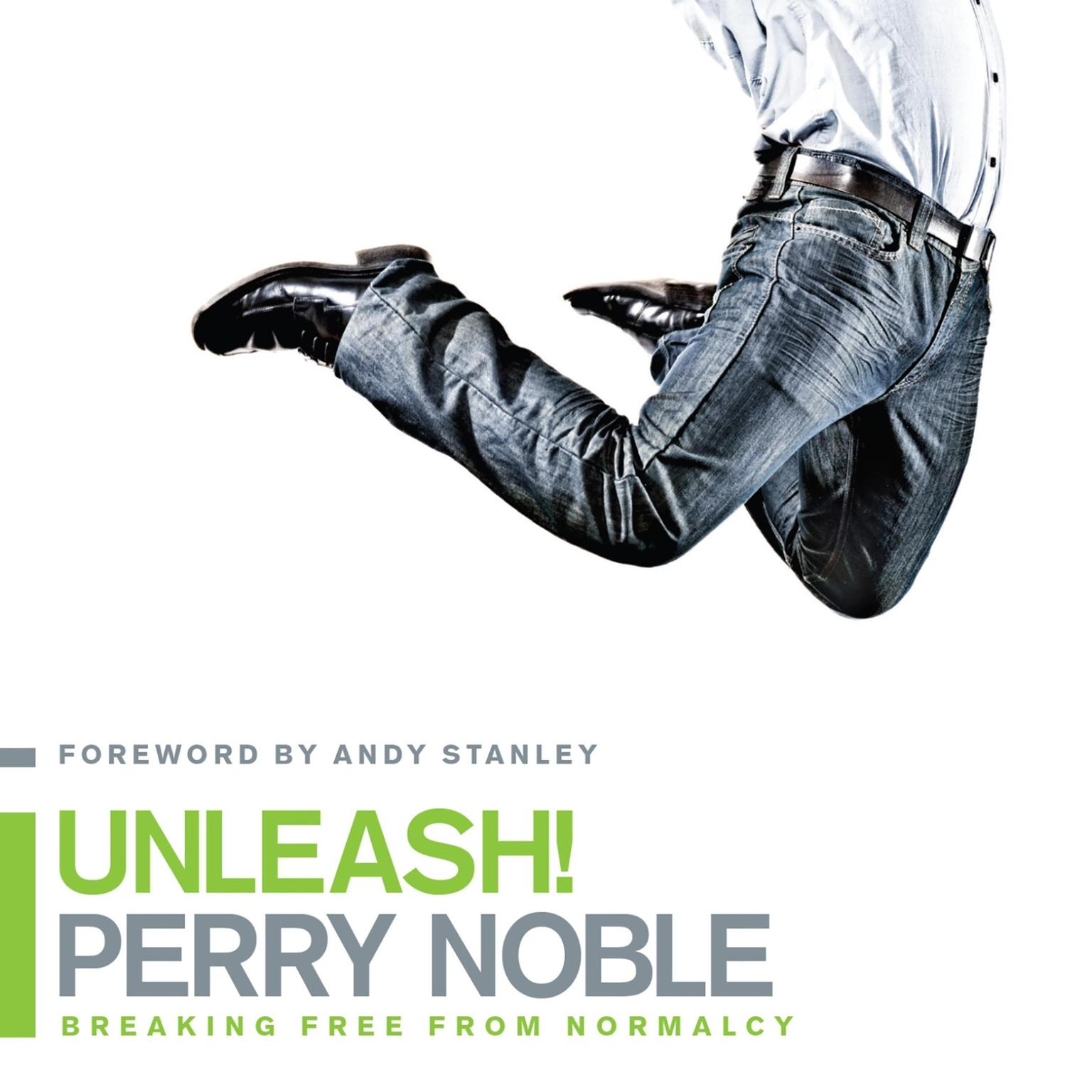 Printable Unleash!: Breaking Free from Normalcy Audiobook Cover Art