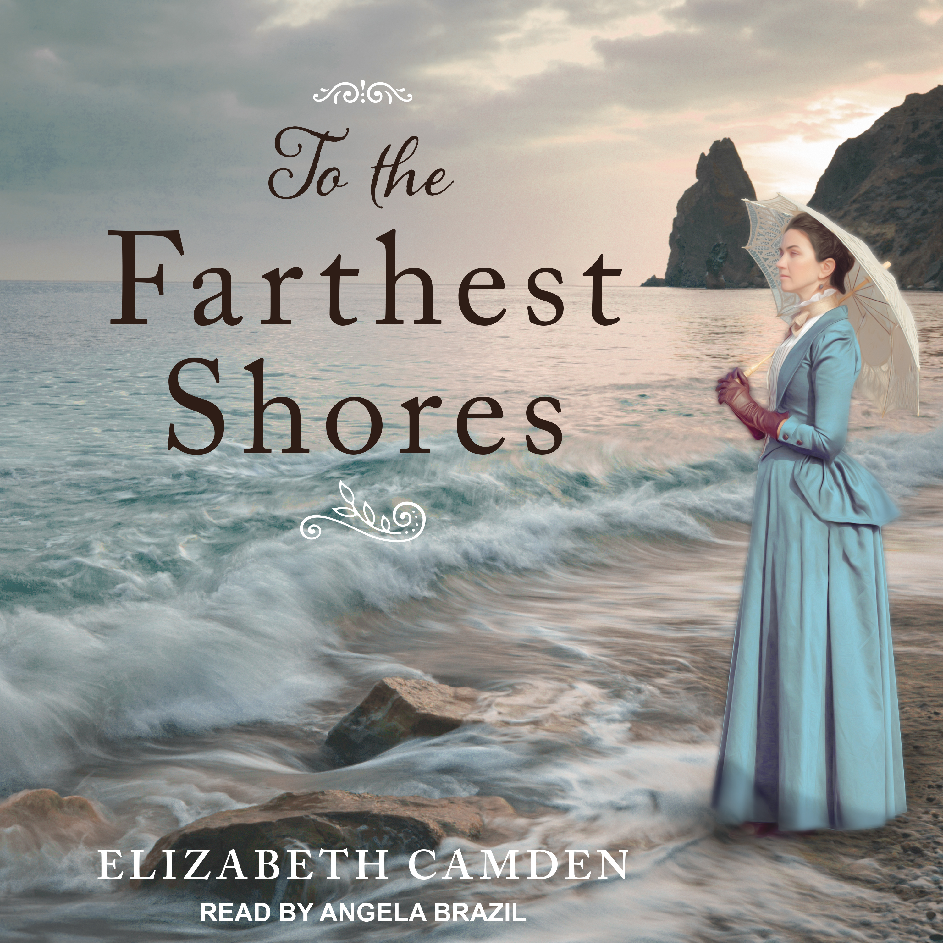 Printable To the Farthest Shores Audiobook Cover Art