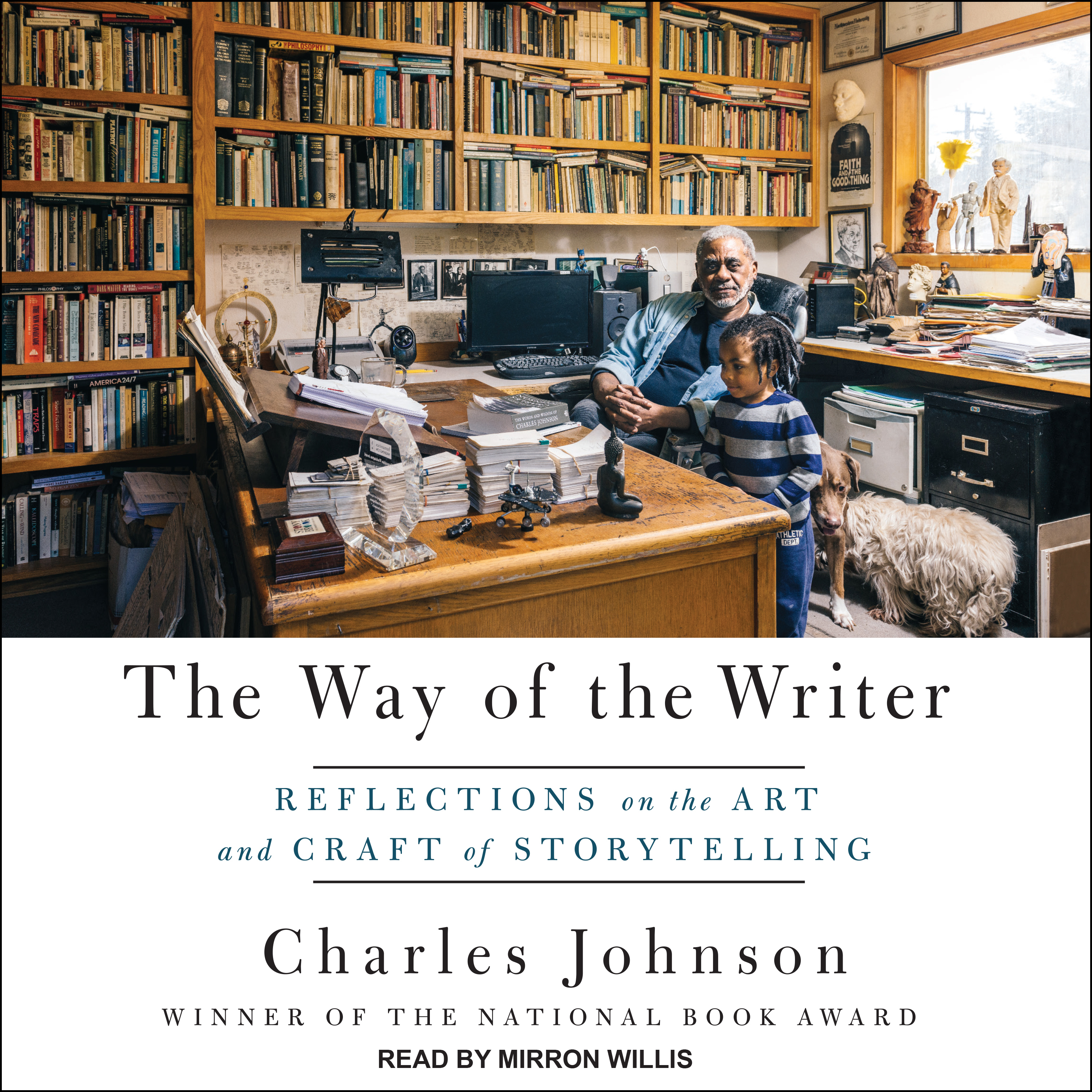 Printable The Way of the Writer: Reflections on the Art and Craft of Storytelling Audiobook Cover Art
