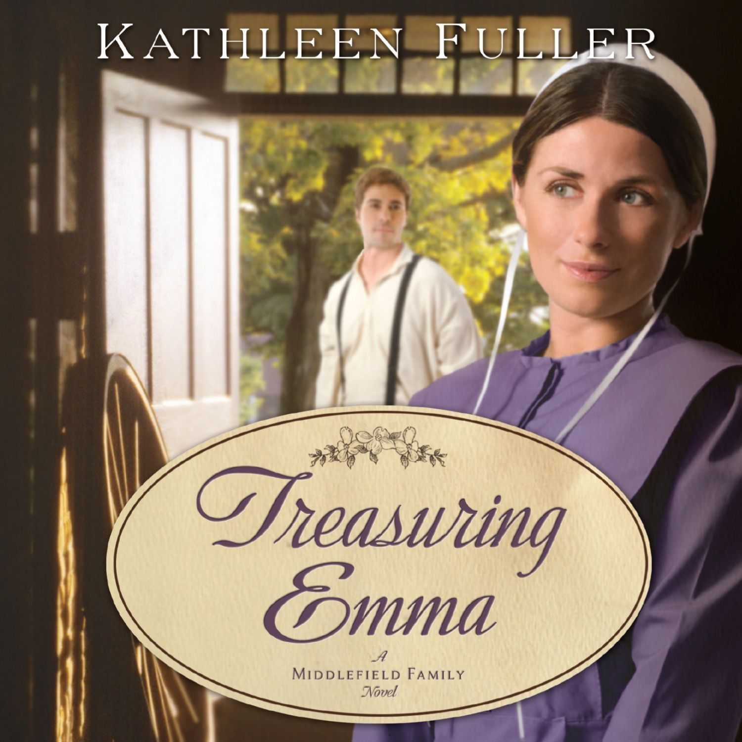Printable Treasuring Emma Audiobook Cover Art