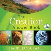 The Creation Answer Book Audiobook, by Hank Hanegraaff
